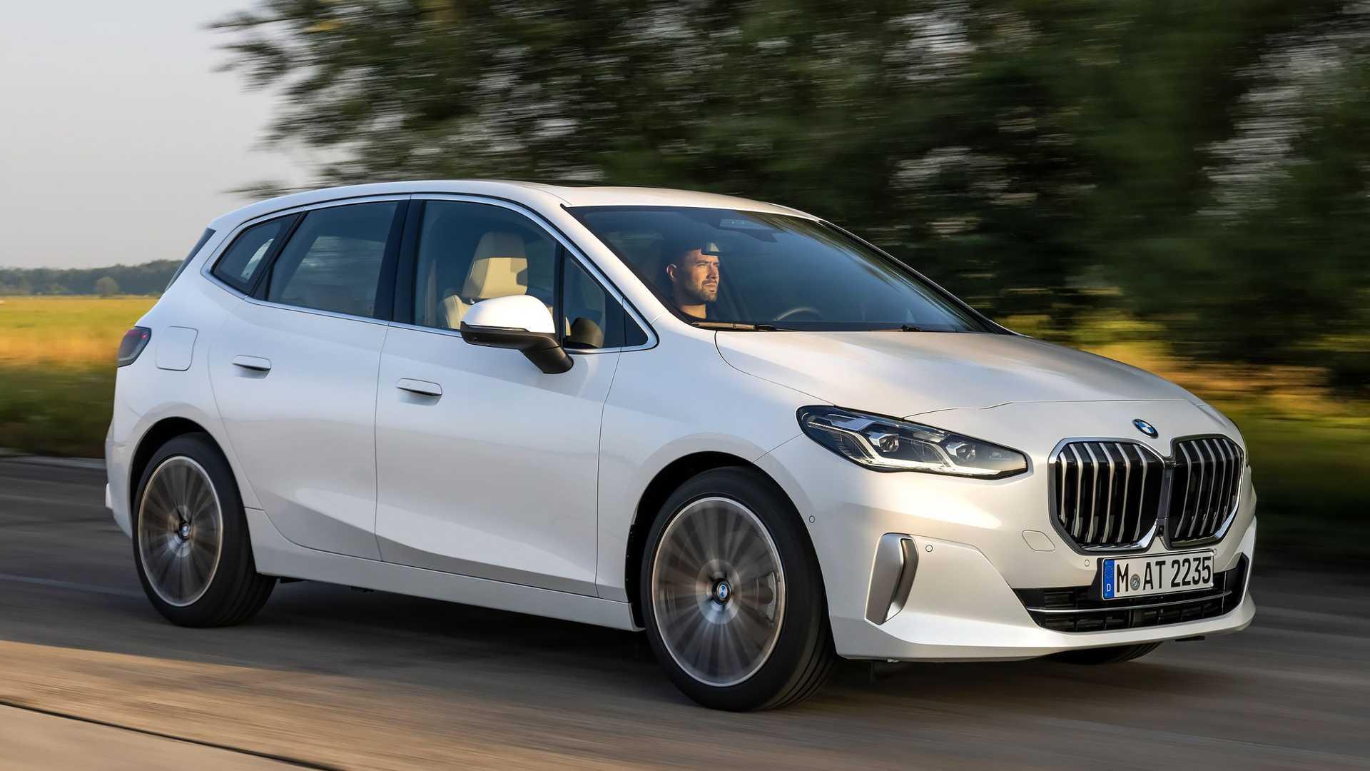 Nuevo BMW Serie 2 Active Tourer 2022: precios y equipamientos para España