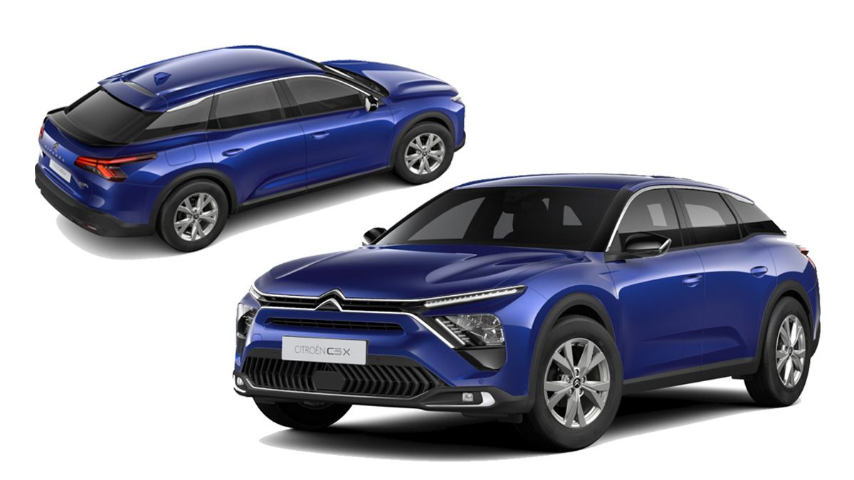 Nuevo Citroën C5 X 2022: precios y equipamientos para España