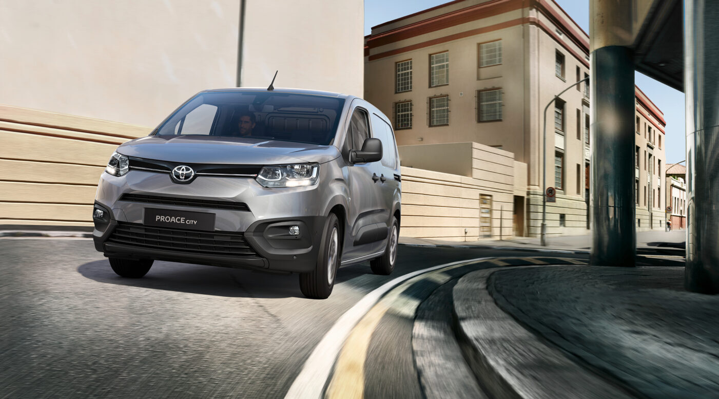 Nuevo Toyota Proace City 2022: gama renovada con un nuevo acabado y ligeras mejoras en materia de seguridad y confort