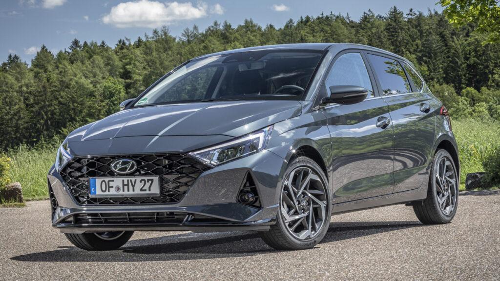 Hyundai i20 2022