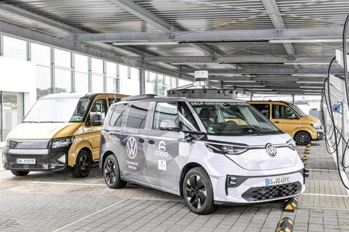 Volkswagen lleva al Congreso Mundial de ITS sus últimas soluciones de movilidad inteligente dedicadas al transporte de personas y mercancías