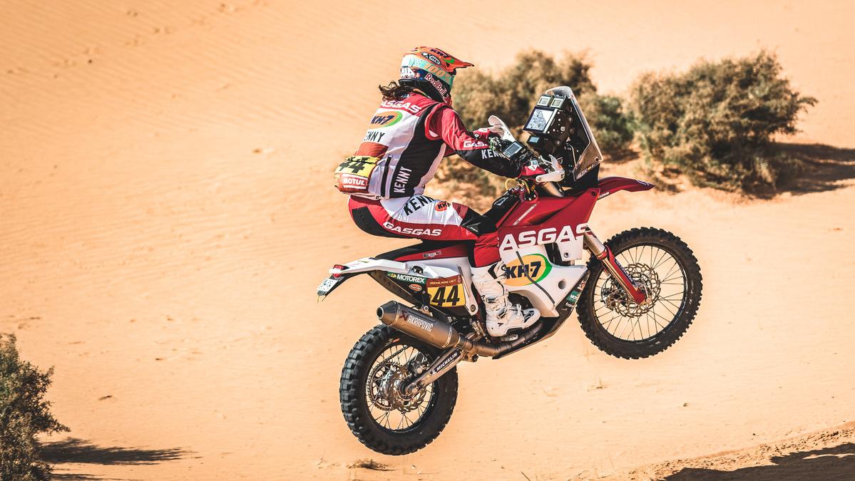 Laia Sanz Dakar 2022