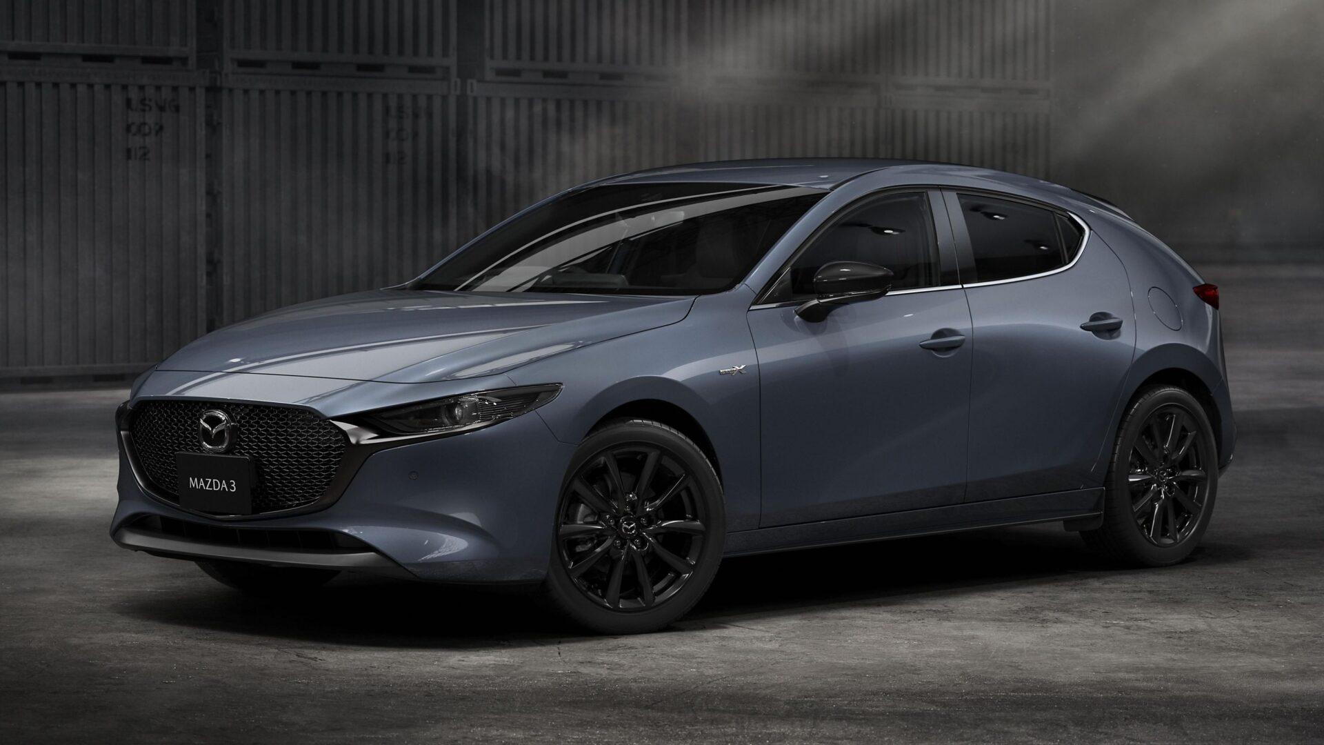 Mazda 3 Homura