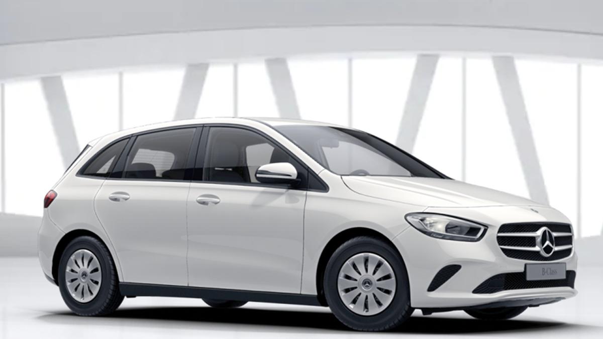Nuevo Mercedes-Benz B 160 2021: así es el MPV premium con el motor gasolina de 109 CV