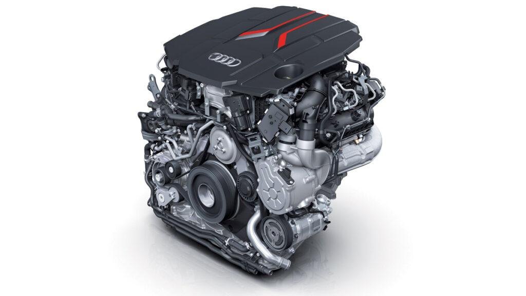 Motor del Audi SQ5 Sportback