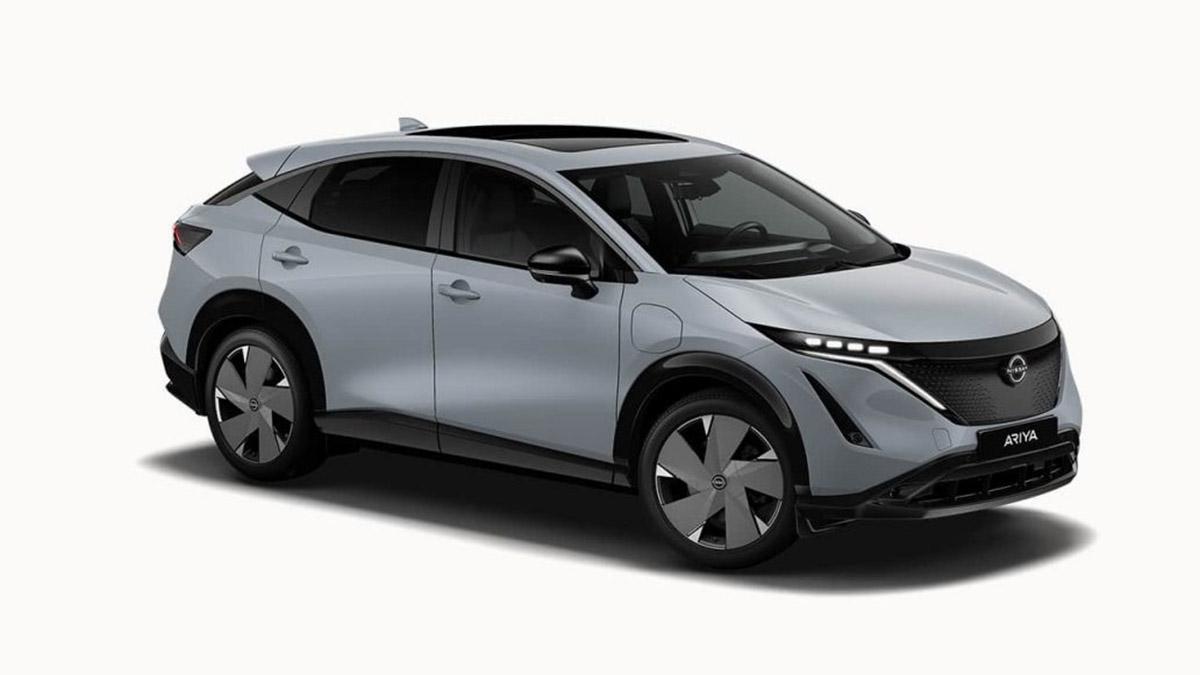 Nuevo Nissan Ariya 2022: así es la gama del impactante SUV eléctrico