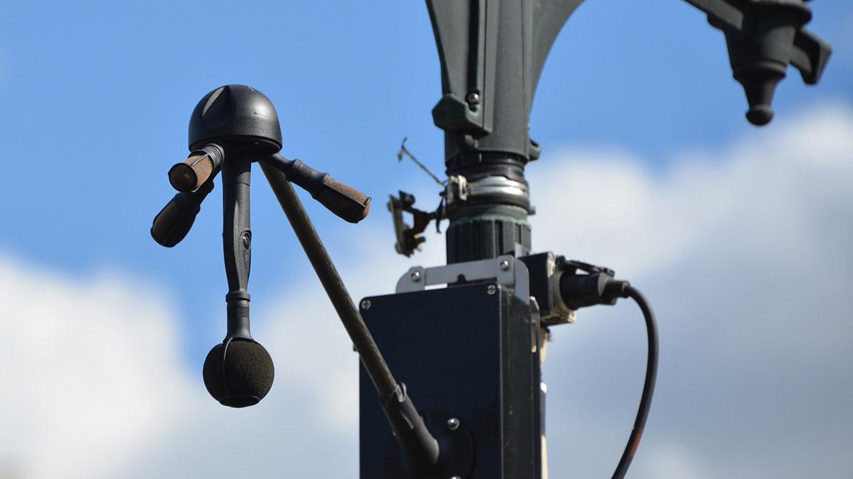 radares de ruido francia