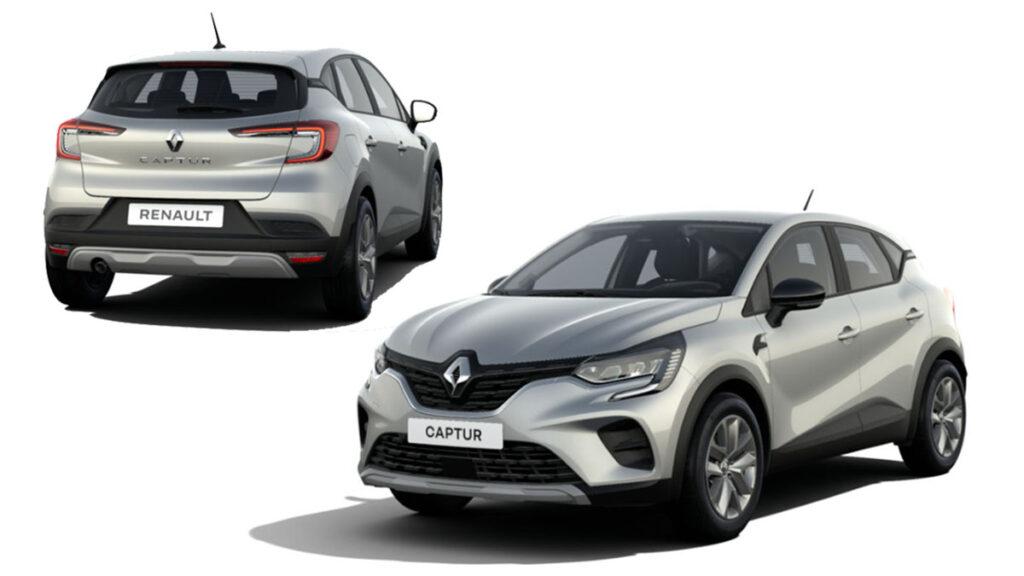 Renault Captur 2021 SUV