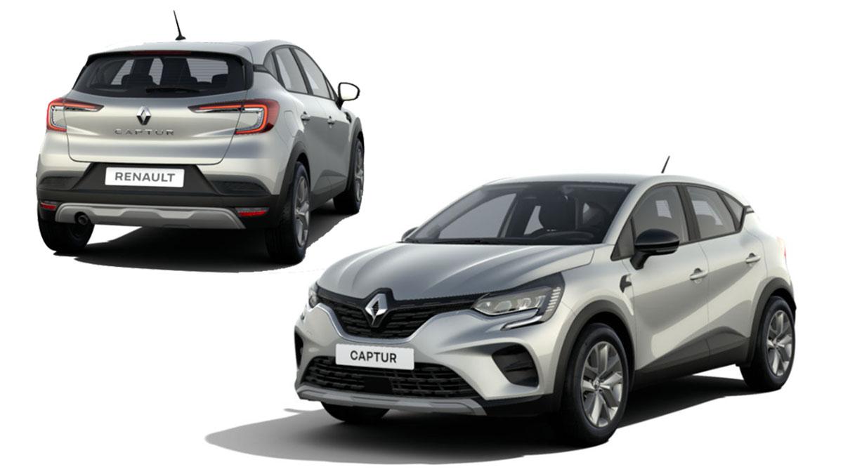 Renault Captur 2021: un SUV ECO, con 140 CV y bien equipado, ¡por 17.163 €!
