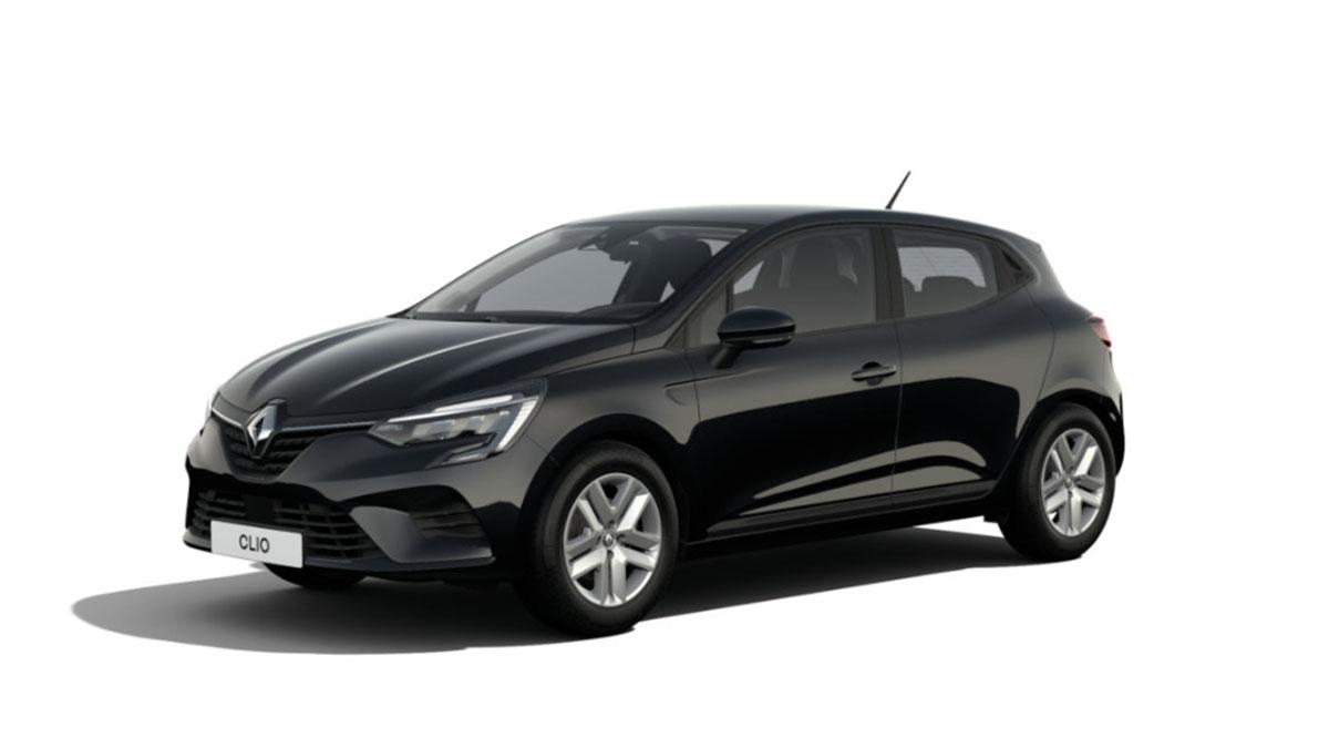El Renault Clio desafía al Skoda Fabia: con el motor turbo y bien equipado, ¡por 12.967 €!