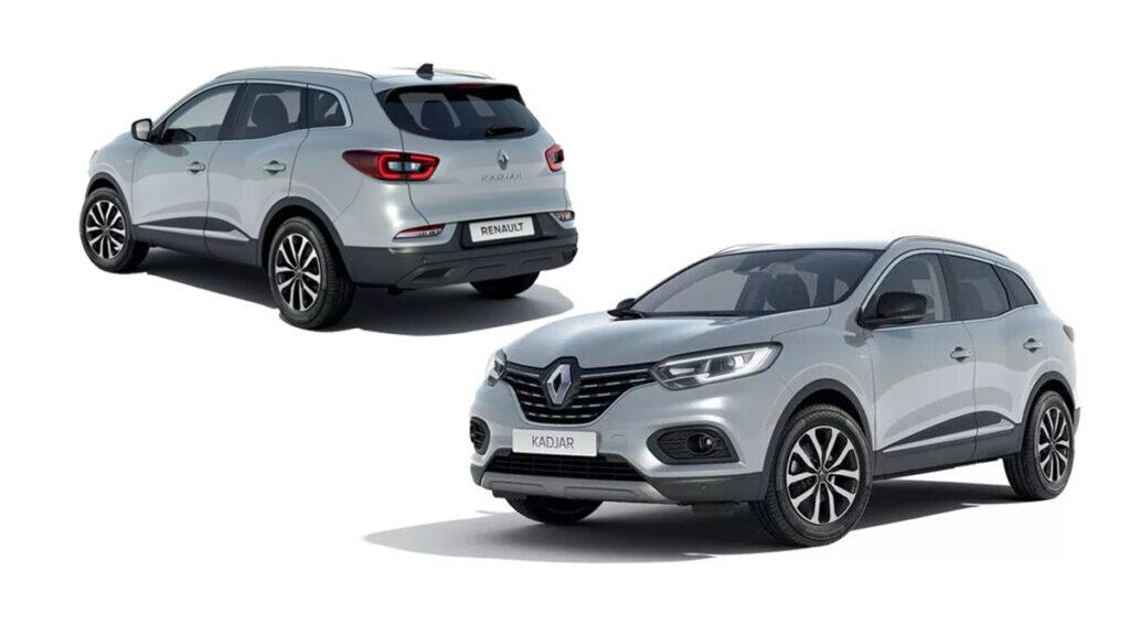 Renault Kadjar Limited 2021