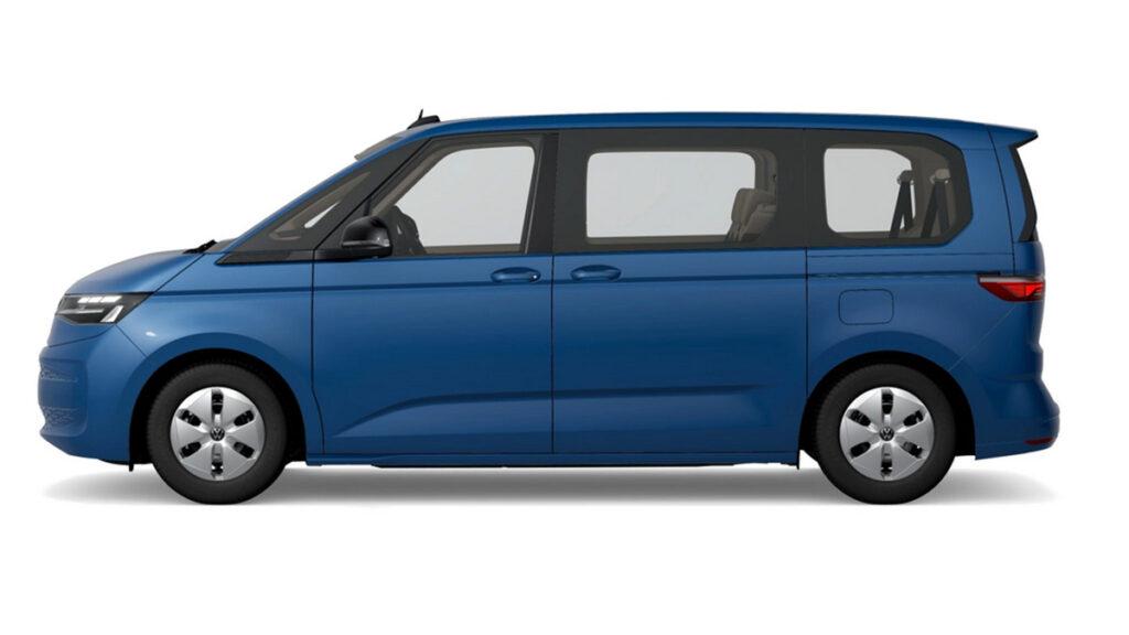 Volkswagen Multivan 20122 perfil