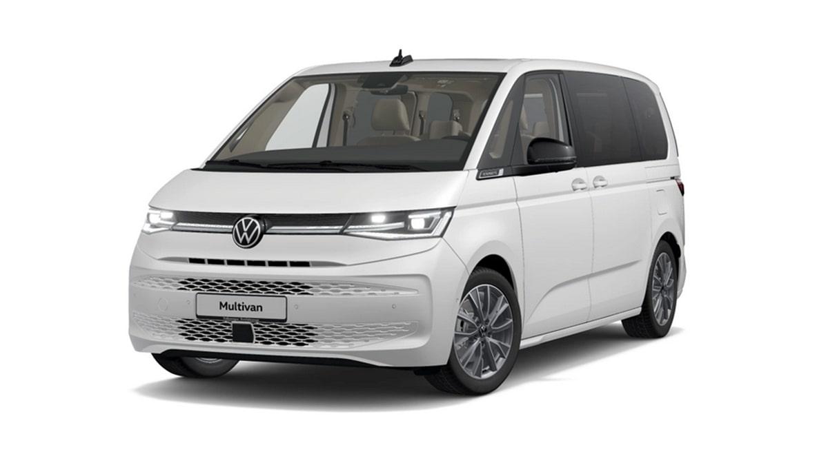 Nuevo Volkswagen T7 Multivan 2022: precios y equipamientos para España