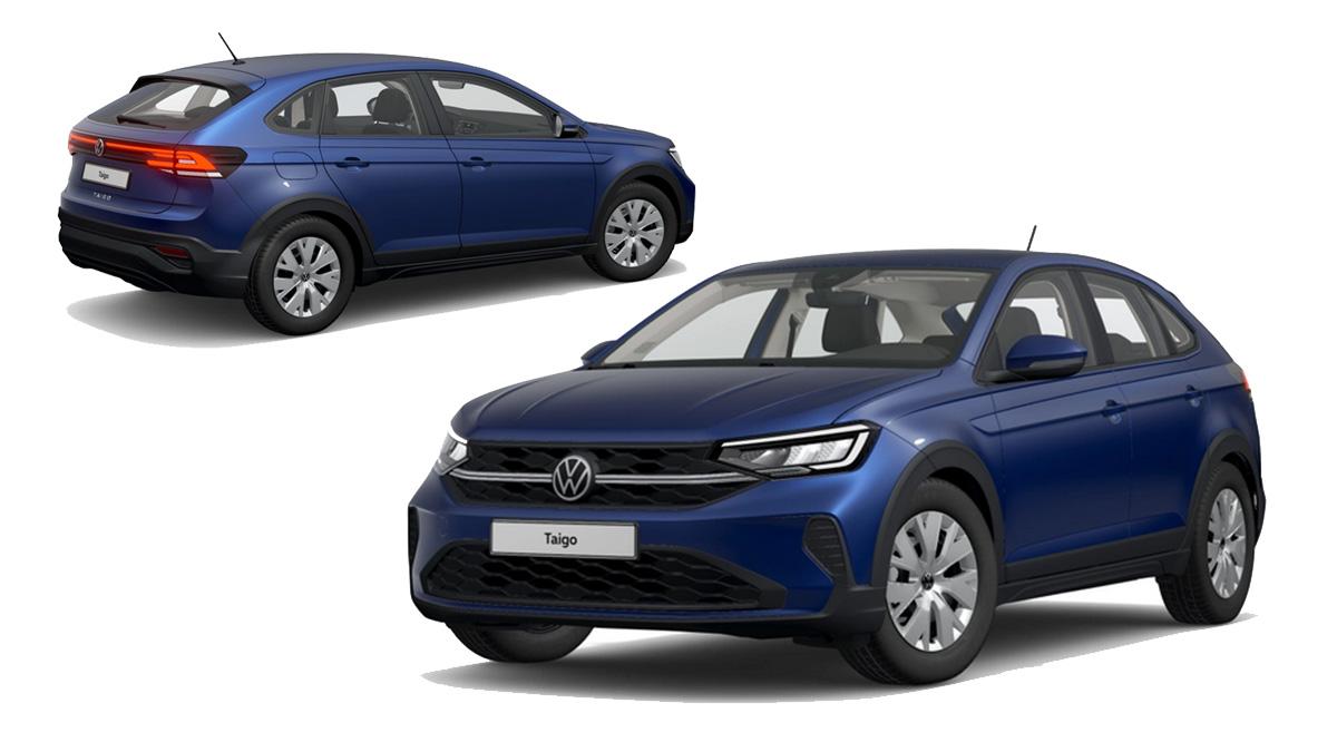 Volkswagen Taigo 2022: ¡así es su acabado más accesible!