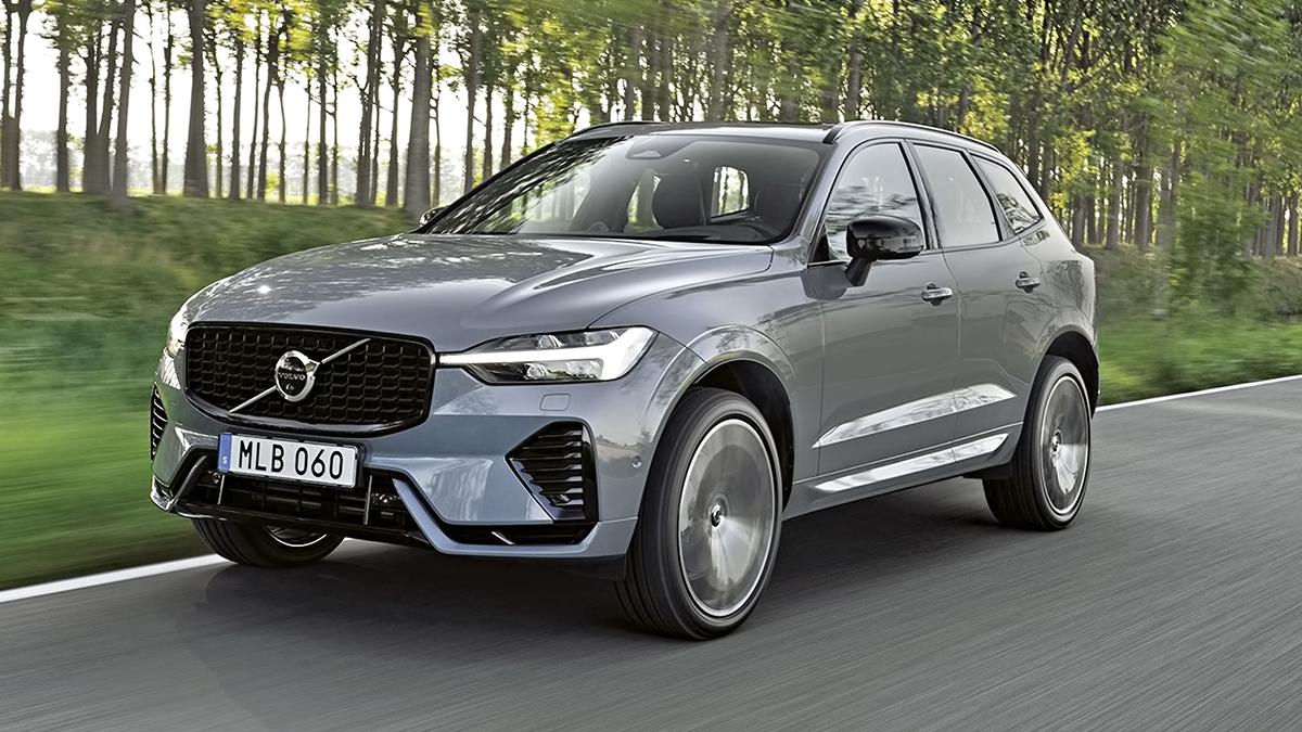 Prueba Volvo XC60 B4 Diésel 2022