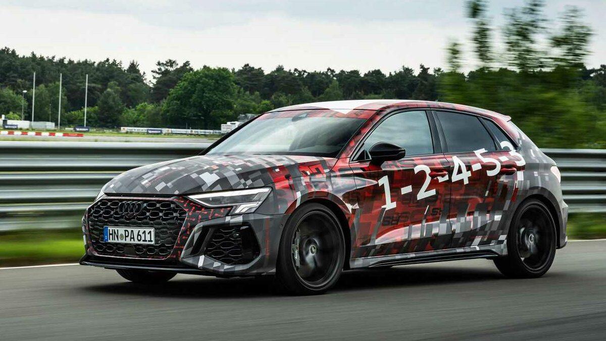 Nuevo Audi RS 3 2021: más bestia que nunca