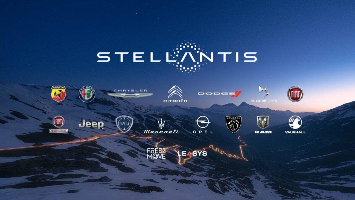 Stellantis. Grupo de marcas